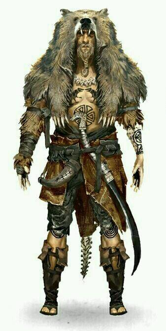 Aasimar druid